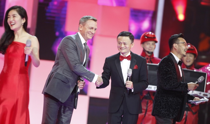 Alibaba's Top 10 Moments of 2015