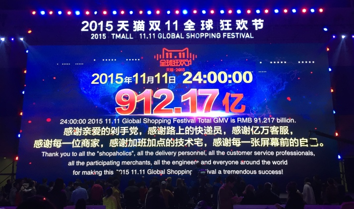 Alibaba Sets Nine Guinness World Records During 11.11
