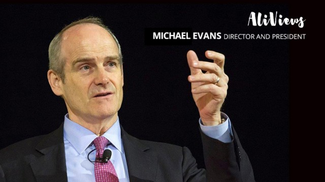 Key to Winning War on Counterfeits Michael Evans