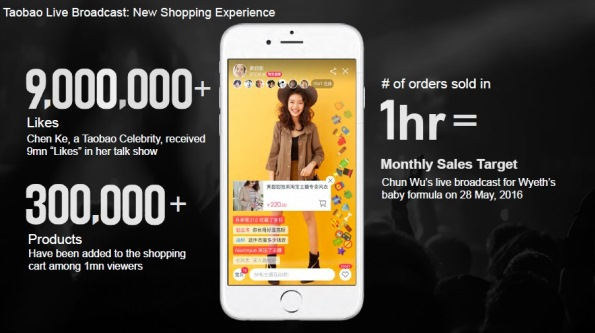 Mobile Taobao -- Live Streaming 600