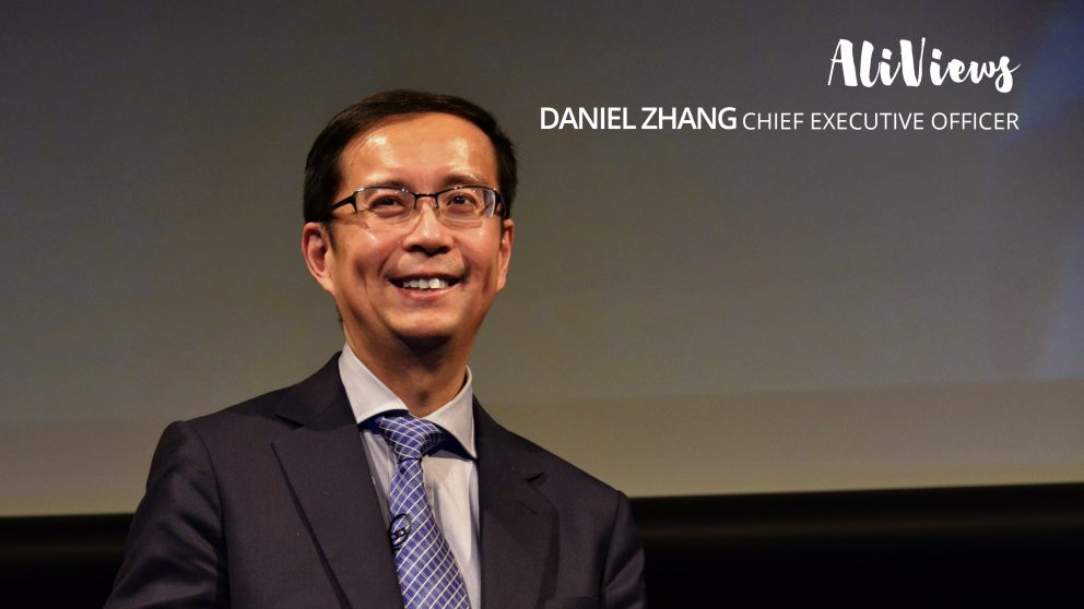 Daniel Zhang Aliviews