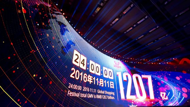 11.11 Global Shopping Festival