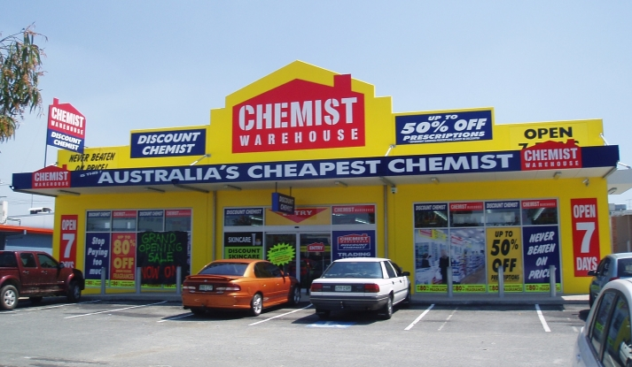 Chemist Warehouse Extends Exclusive Agreement With Tmall Global