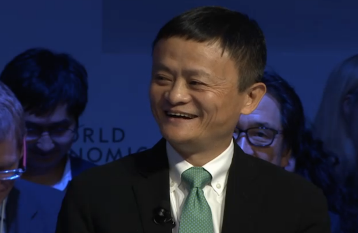 Jack Ma blasted US Wasted Economy - Requested to Invest for Common Good