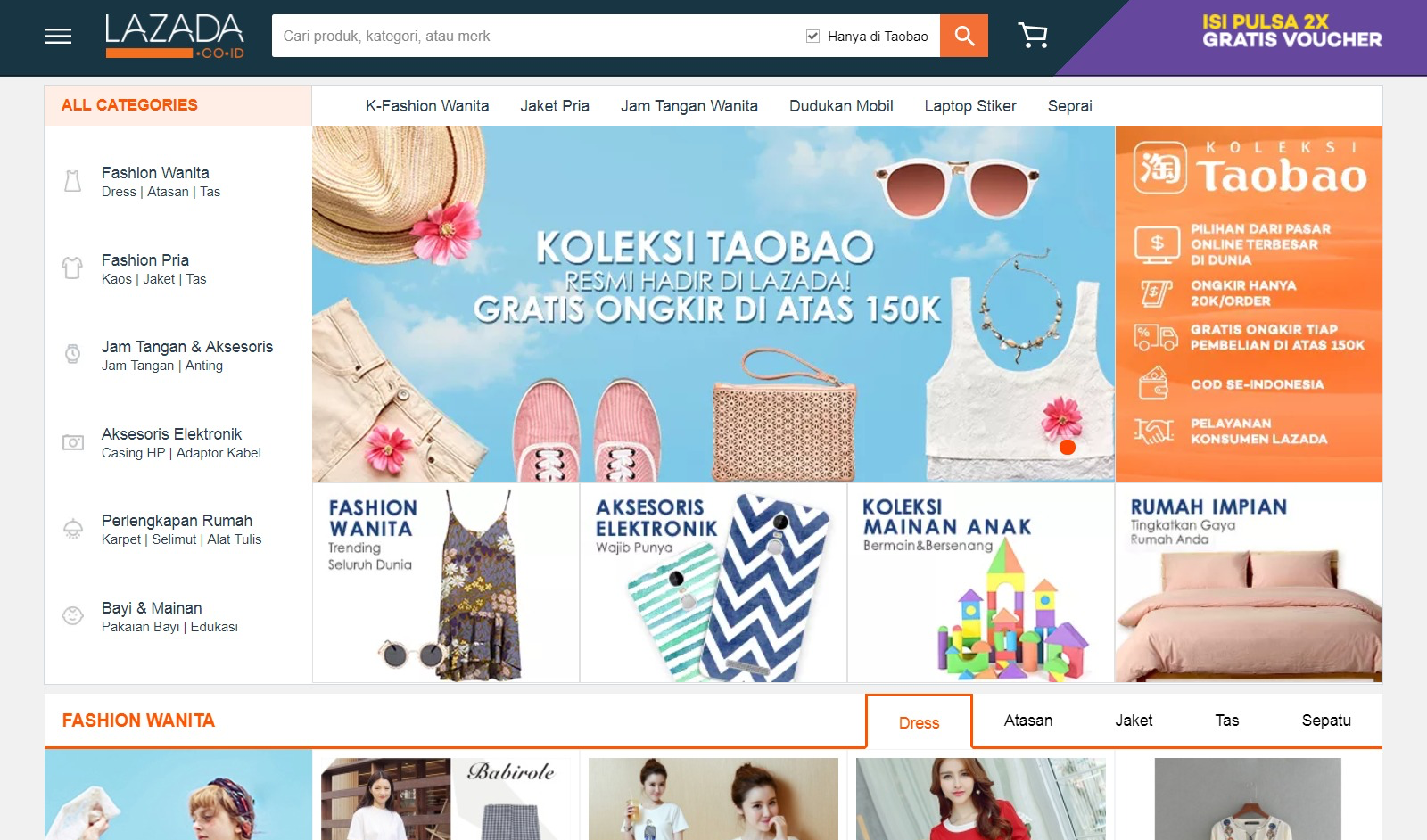 Taobao Collection Launches in Three New Southeast Asian