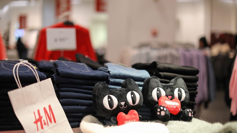 H&M and Tmall Cat