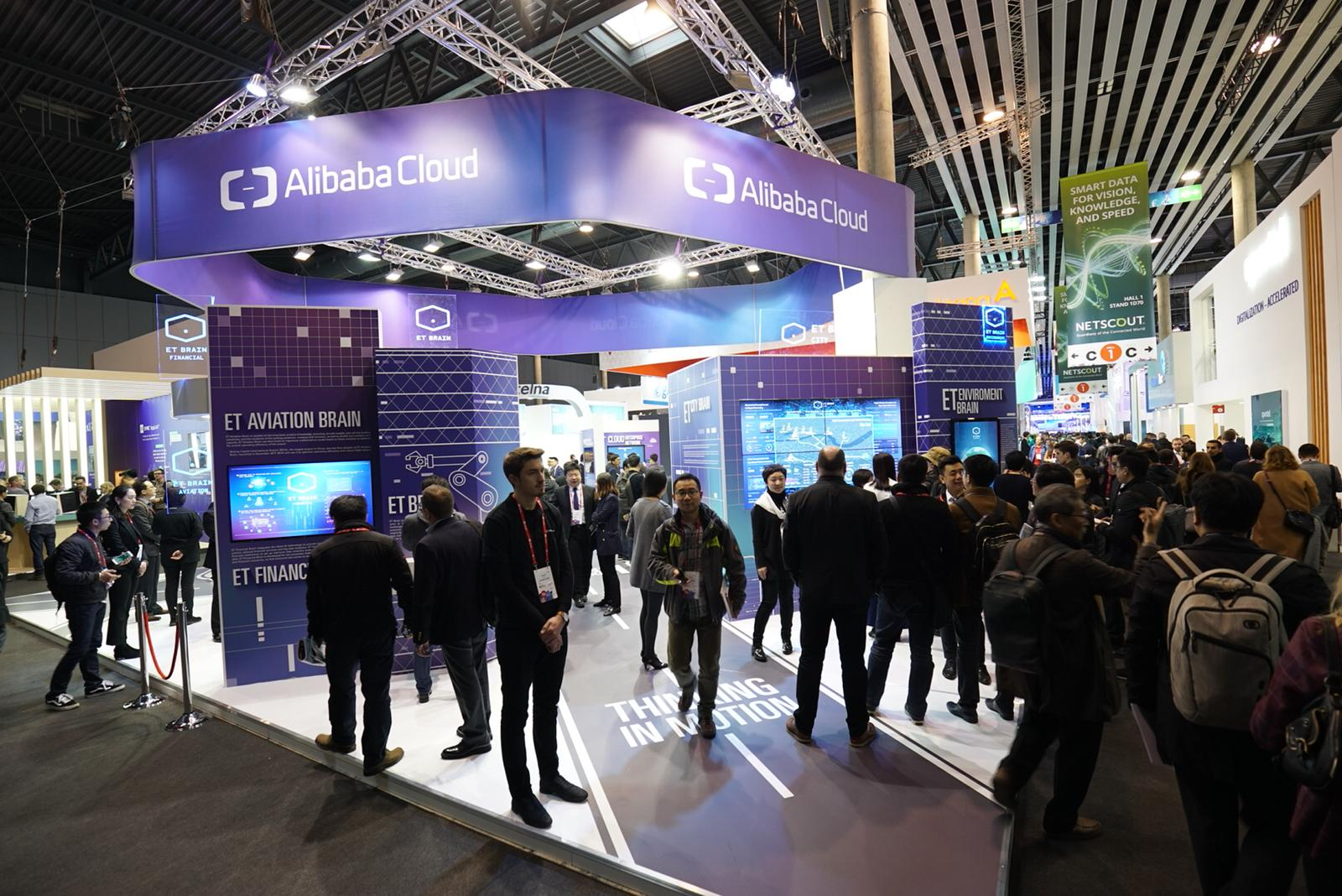 Alibaba Cloud Expands Europe Offering With Eight New