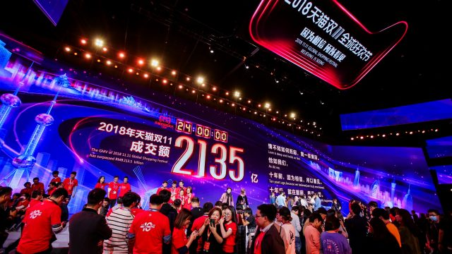 Image result for Alibaba Singles Day 11.11.2018 - Aliexpress, Taobao, Lazada and Co