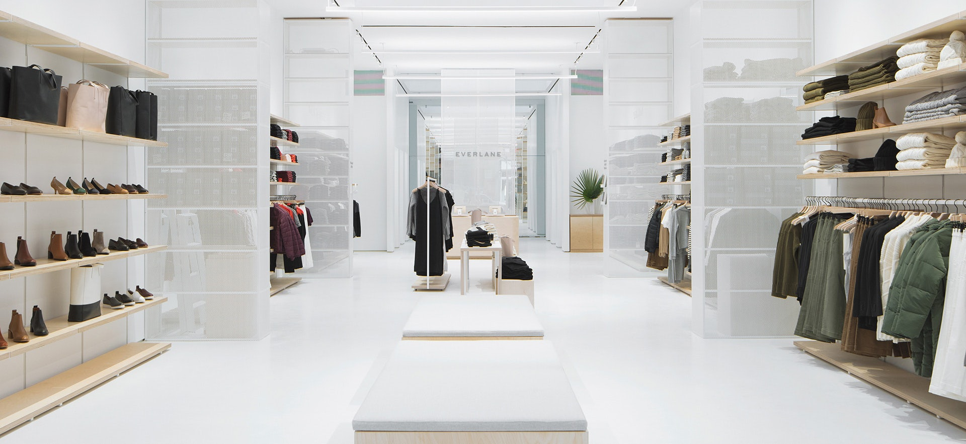 everlane store transparent clothing company