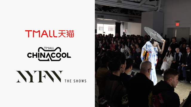NYFW 2019 Tmall China Cool