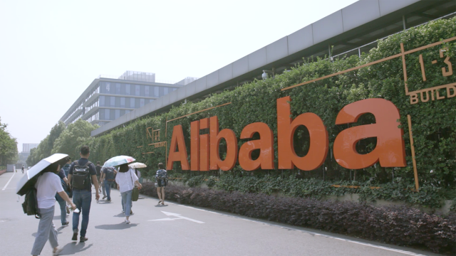 Alibaba New Values