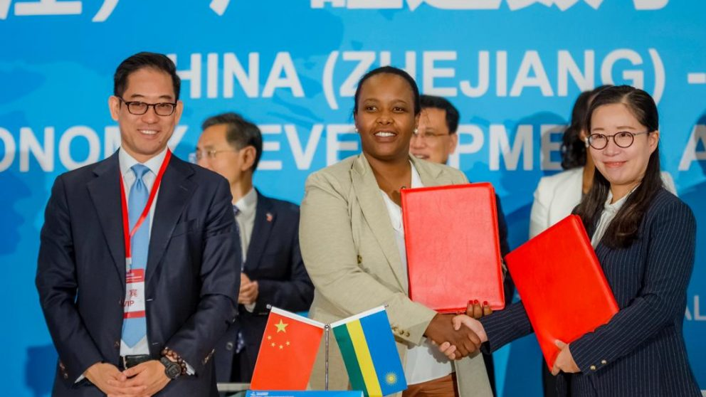 Image result for Alibaba launches a 4-year training program for Rwandan students to learn cross-border e-commerce, extends trade partnership