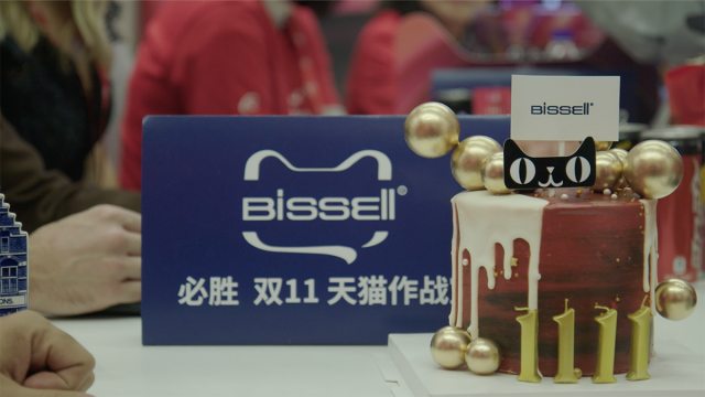 Bissell on 11.11