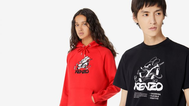 Kenzo kung fu rat collection 2020