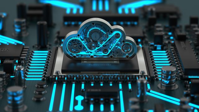 Tech trends cloud computing