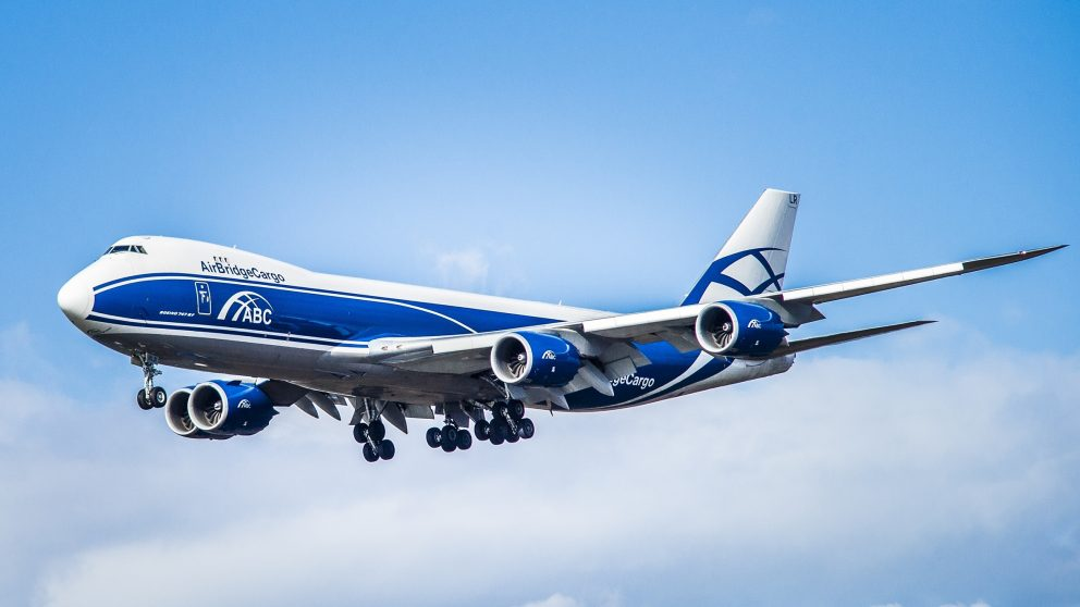 Cainiao and AirBridgeCargo Airlines