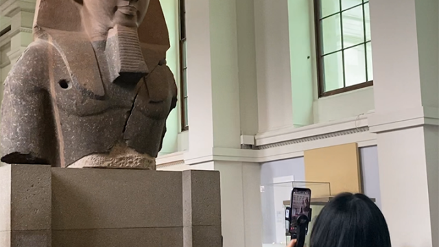 The British Museum Livestream