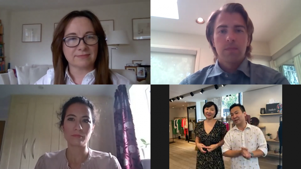 Alibaba Group Livestreaming discussion - And Luxe, Bissell, Whittard
