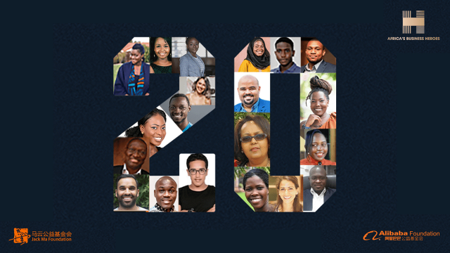 Africa's Business Heroes 2020 Top 20