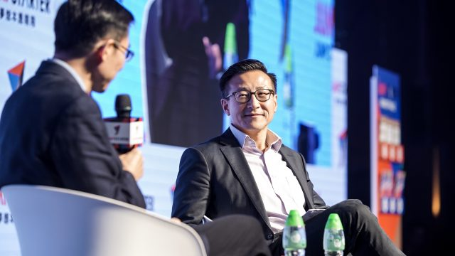 Joe Tsai, Alibaba Group Vice Chairman